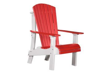 RACRW Royal Adirondack Chair Red White copy