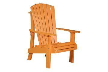 RACT Royal Adirondack Chair Tangerine copy