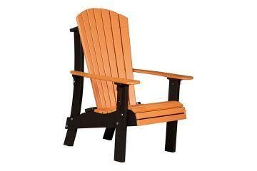 RACTB Royal Adirondack Chair Tangerine Black copy