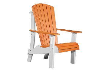 RACTW Royal Adirondack Chair Tangerine White copy