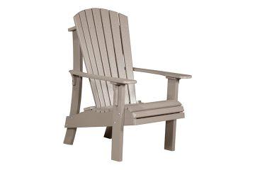 RACWW Royal Adirondack Chair Weatherwood copy