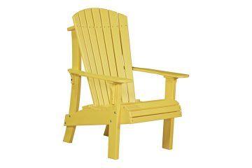 RACY Royal Adirondack Chair Yellow copy